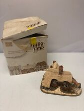Rare Lilliput Lane The Thatchers Rest Miniature Masterpieces England Village