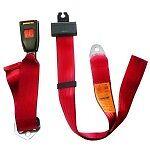 NEW Securon Seat Belt 210 Lap Belt x1 Red