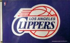 Los Angeles La Clippers Nba 3x5 Indoor/Outdoor Flag Banner Free Us Shipping