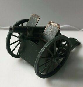 Britains 1201 Royal Artillery WW1 Field Gun Vintage 1960s Diecast (R4)