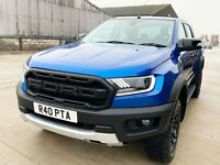 Ford Ranger Raptor 3.2 TDCi 6 speed Crew Cab Pickup 4x4 off road limited edition