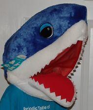 Shark Maskimals Plush Costume Head Halloween Jaws New Adult One Size
