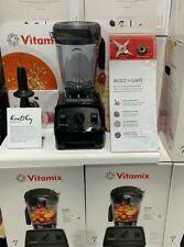 Licuadora Vitamix E320 explorian con garantía de 7 años, Negro,