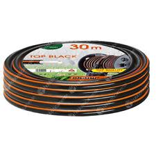 """TUBO IRRIGAZIONE CLABER 9039 TOP BLACK 30 MT 1/2"""" (12-17mm) GIARDINO ORTO GOMMA"""