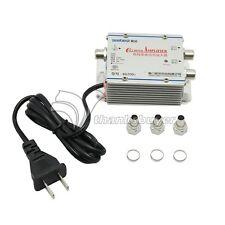 Seebest SB-8620D2 Cable TV Signal Amplifier Splitter Booster CATV Amplifier