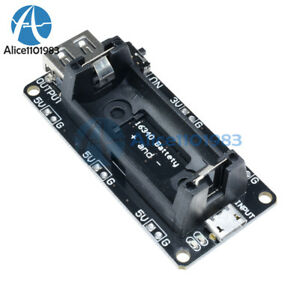 16340 lithium Battery Micro USB Mobile Power Battery Holder Charger Board Module