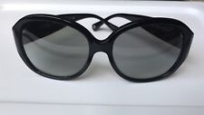 Coach Sunglasses HC8037B 5002/11 L029 Angeline Black/Gray Gradient 57-16-135