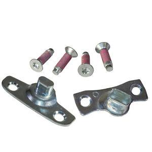 NEW OEM  04-14 Ford Super Duty F150 Tailgate Hinge Pivot PAIR Kit, Bolts Screws