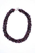 Wunderschöne Edelsteinkette aus edlem Granat