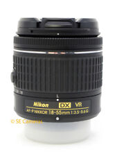 NIKON AF-P DX NIKKOR 18-55MM F3.5-5.6 G VR ZOOM LENS *BNIB NEW NIKON STOCK*