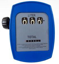 Zählwerk 03 für Dieselpumpe Heizölpumpe Heizölzählwerk Zähluhr Tankstelle 10 bar
