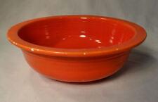 Fiesta Ware Homer Laughlin Original Red Serving Bowl Fiestaware Vintage