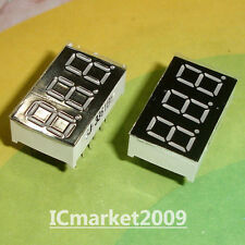 10 PCS 3 Digit 0.36 inch RED NUMERIC LED DISPLAY COMMON ANODE 3Bit LD-3361BS