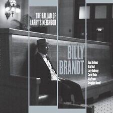 Billy Brandt - Ballad of Larry's Neighbor [New CD]