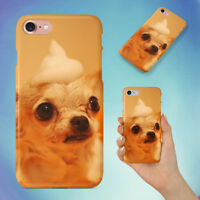 ANIMAL BLUR CANINE CHIHUAHUA DOG HARD BACK CASE FOR APPLE IPHONE PHONE