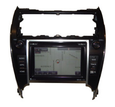 2012-2014 Toyota Camry GPS Navigation HD Radio Display Screen APPS 100203 OEM