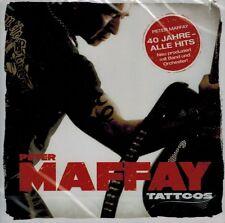 MUSIK-CD NEU/OVP - Peter Maffay - Tattoos - 40 Jahre - Alle Hits