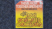 "Love Unlimited Orchestra/BARRY WHITE-Theme from together Brothers 7"" single"