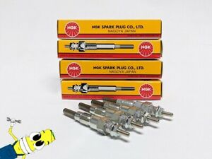 NGK (3829) Y-204TS1 Glow Plug - Set of 4