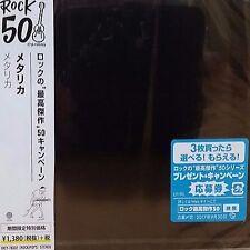 METALLICA - SELF TITLED - (BLACK ALBUM) Japan CD UICY-78332 OUT OF PRINT 2017