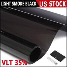 "Uncut Window Tint Roll 35% VLT 20"" x 10ft feet Home Car Office Auto Film Tint"