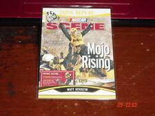 Matt Kenseth 2007 Press Pass Platinum #P95 Ser. # 13 of 100