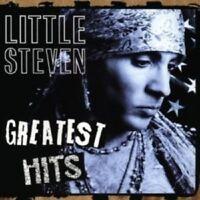 LITTLE STEVEN - GREATEST HITS  CD 16 TRACKS MAINSTREAM ROCK BEST OF NEW!