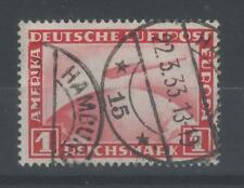 Handstamped Germany & Colonies Postage Stamps