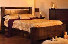"Sweet Dreams Mozart Chunky Wooden Bedstead 5'0"" 150cm Kingsize Bed Frame"