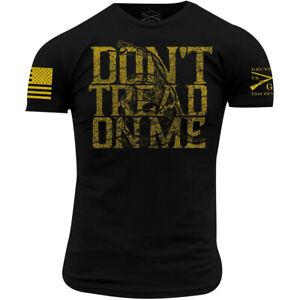 Grunt Style Don't Tread On Me 2.0 T-Shirt - Black