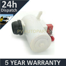 FOR CITROEN FORD HONDA PEUGEOT TOYOTA WINDSCREEN WASHER PUMP FRONT SINGLE OUTLET