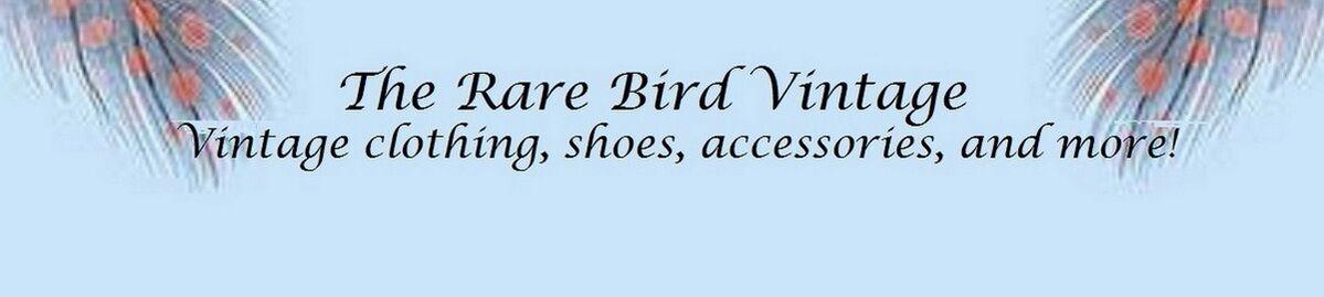 The Rare Bird Vintage