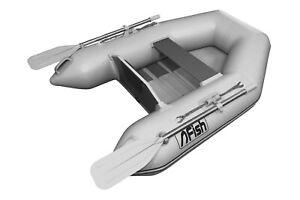 FISH 180 Luxus Schlauchboot mit Luftkiel Spitzenqualität 100% gebaut in Europa