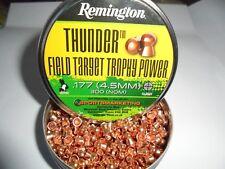 Remington field target trophey power.177 4.5mm airifle pellets x 25 sample pack