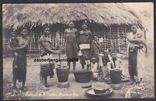 12449 AK Portrait Afrika Deutsche Kolonien Reiss stampfen Deutsch Ost-Afrika DOA