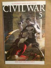 CIVIL WAR - T5 (variant cover)