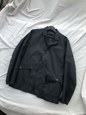 stone island 3L performance cotton ghost piece blazer water repellant jacket L