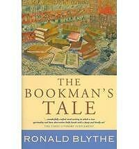 Bookman's Tale: By Ronald Blythe