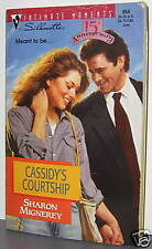 CASSIDY'S COURTSHIP by SHARON MIGNEREY 1998
