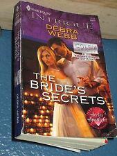 The Bride's Secrets  by Debra Webb FREE SHIPPING 9780373694181