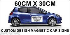 Magnetic Signs for Cars, Vans, Trucks Custom Design