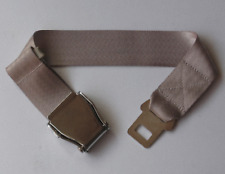Airplane Airline Seat Belt Extension Extender in Beige Color