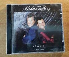 Modern Talking – Alone - The 8th Album - BMG Berlin Musik 74321 63801-2 - 1999