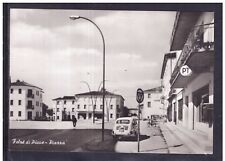 Cartolina Falzè di Piave Piazza MACCHINA SILVER CAFFE' POSTE ED285