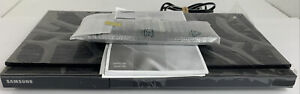 NEW SMART SAMSUNG BD-D5500 3D BLU-RAY AND DVD DISC PLAYER NEW WITHOUT BOX