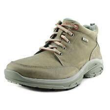Scarpe da uomo trekking , escursioni , arrampicate camoscio
