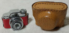Vintage Mini Spy Camera with Case
