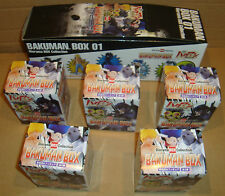 BAKUMAN DIORAMA BOX COLLECTION 01 SET COMPLETO 5 PZ. - MEGAHOUSE