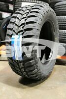 4 New 33X12.50-18 Roadone Cavalry M/T MUD 118Q 33x12.50R18 33 12.50 18 Tires