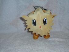 "Pokemon Lillipup Plush Toy Stuffed Animal (Jakks Pacific 2012) 6"" Nintendo NWT"